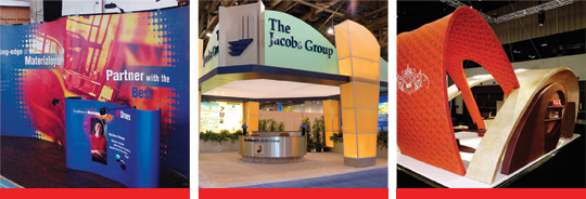 Ohio Displays Inc- Cleveland area trade show displays. - Custom, Portable & Modular Exhibits