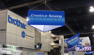 Ohio Displays - Tension Fabric Structures Brother
